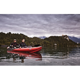 GUMOTEX Solar Kayak red/grey
